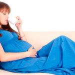 Употребление зеленого чая при беременности