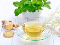 Как заваривать чай не без; имбирем