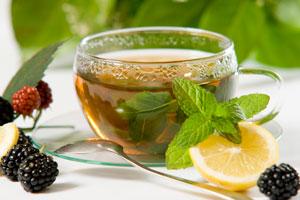 Сколько калорий в чае с различными добавками