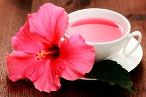 Рецепты по завариванию чая каркаде