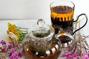 чай с чабрецом при кормлении