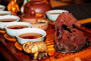 Как варить китайский чай пуэр на огне