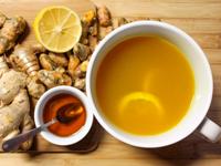 как приготовить чай с имбирем с различными добавками: медом, корицей,  лимоном и т.д.