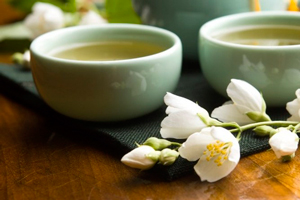 польза и возможный вред зеленого жасминового чая