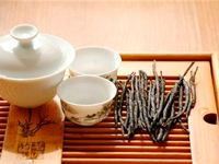 Свойства китайского чая кудин