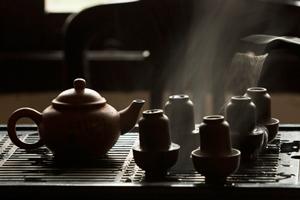 как правильно варить китайский чай пуэр на молоке