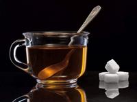 калорийность зеленого и черного видов чая с сахаром и без