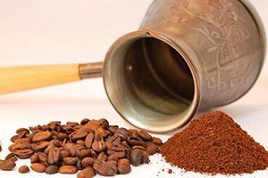 помол кофе для турки