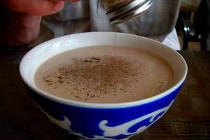 рецепты калмыцкого чая джомба с молоком