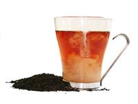польза и вред чая с молоком