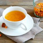 Рецепты облепихового чая в сочетании с различными добавками
