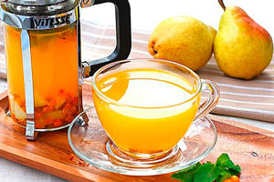 как заварить облепиховый чай