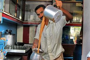 способ приготовления настоящего индийского чая масала