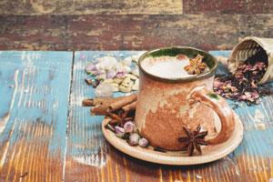 полезные свойства масала чая из Индии