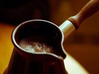 как сварить ароматный кофе в турке дома