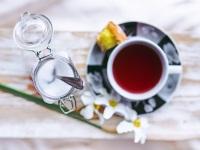 чай с сахаром калорийность