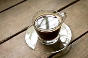 история появления кофе американо