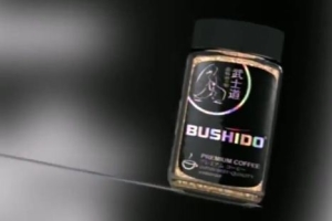 виды растворимого кофе Бушидо
