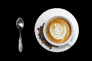 как пить кофе латте
