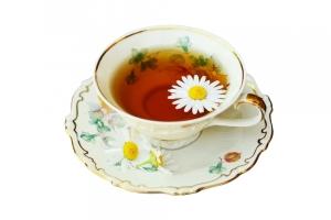 рецепт мятного чая с ромашкой
