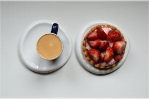 как приготовить коррето в кофемашине