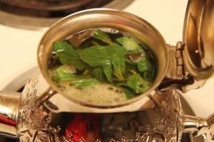 состав марокканского чая