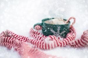 рецепт приготовления горячего шоколада с маршмеллоу
