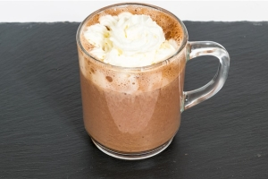 какой напиток называют горячим шоколадом