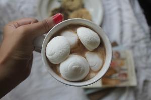 кофе и зефирки маршмеллоу: рецепты приготовления в домашних условиях