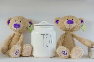Зеленый чай для детей