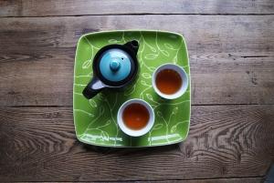 Как уменьшить количество кофеина в зеленом чае
