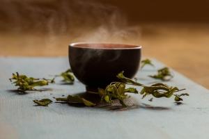 Как влияет на организм зеленый чай