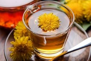 Как приготовить чай из корней, цветков, листьев растения