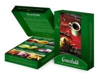 Ассортимент вкусов чая Гринфилд