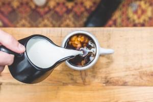Польза кофе с молоком
