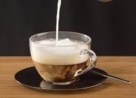 Кофе с молоком: разновидности и как они называются, полезные свойства