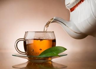 Статистика, интересные факты о чае