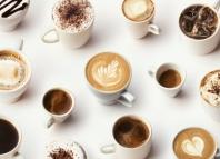 Сколько видов кофе и кофейных напитков существует в мире?