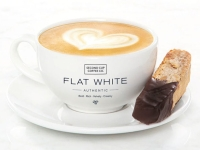 кофе Флэт Уайт - что это такое