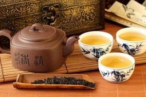 Чайная посуда и приспособления