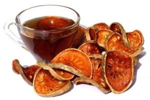 Полезные свойства тайского чая из плодов Баэля
