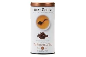 Wuyi Oolong (нарциссный чай)