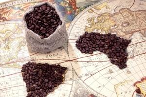 Кофе выращивают в 65 странах