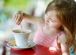 Можно ли пить кофе детям?