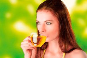 Пить зеленый чай следует в меру!
