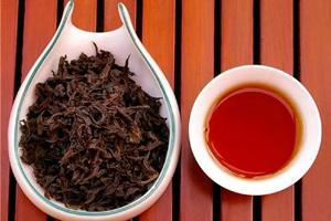 описание тонизирующего чая Да Хун Пао