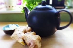 как заваривать чай с имбирем для похудения: с лимоном, корицей, чесноком и т.д.