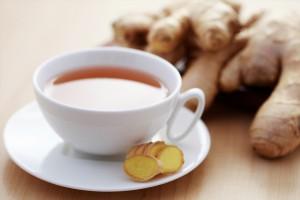 как заварить имбирный чай для похудения