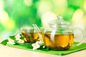 Как заваривать зеленый жасминовый чай