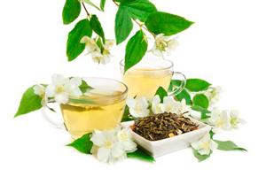 сорта китайского жасминового чая